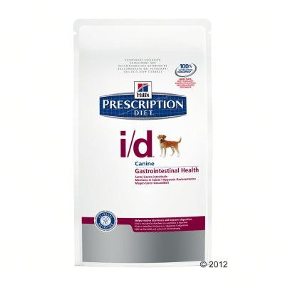Hill's ID Prescription Diet Canine - Gastrointestinal Health - Economy Pack: 2 x 12kg