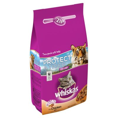 Whiskas Adult Tuna - Economy Pack: 2 x 4kg