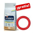 Affinity Advance 12 a 15 kg + Aro de goma natural ¡gratis!