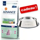 Affinity Advance 15 kg pour chat + gamelle