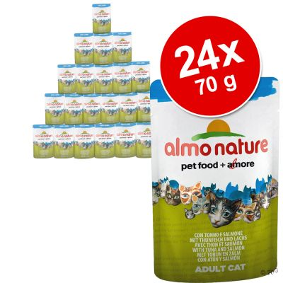 Almo Nature Azul Label 24 x 70 g