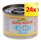 Almo Nature Classic Light Mixed Multibuy 24 x 50g