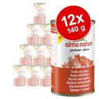 Almo Nature Classic Saver Pack 12 x 140g