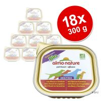 Almo Nature Daily Menu Bio 18 x 300 g