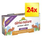 Almo Nature Daily Menu Mixed Multibuy 24 x 170g