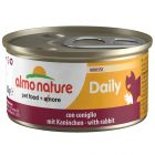Almo Nature Daily Menu, Mousse mit Kaninchen