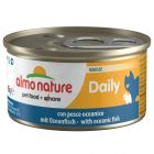 Almo Nature Daily Menu, Mousse mit Ozeanfisch