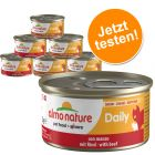Almo Nature Daily Menu Topseller Mix 6 x 85 g