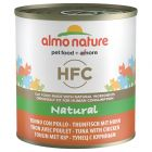 Almo Nature HFC, Thunfisch & Huhn
