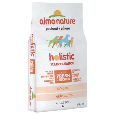 Almo Nature Holistic Large Adult con Pollo