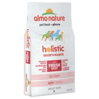 Almo Nature Holistic Large Adult Dog – Beef & Rice