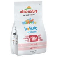 Almo Nature Holistic Sterilised Manzo e Riso