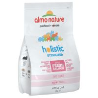 Almo Nature Holistic Sterilised Salmone e Riso