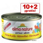 Almo Nature Legend 12 x 70 g: 10 + 2 latas ¡gratis!