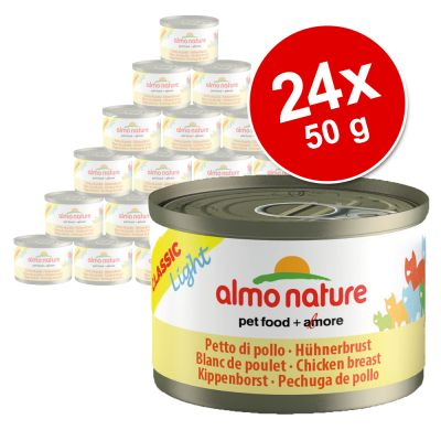 Almo Nature Light 24 x 50 g