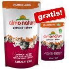 Almo Nature Orange Label + Almo Nature Orange Bio gratis!