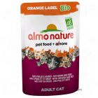 Almo Nature Orange Label Bio Pouches 6 x 70g