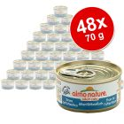 Almo Nature Saver Pack 48 x 70 g