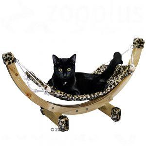 Un'amaca per il proprio gatto ....