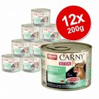 Animonda Carny Kitten Saver Pack 12 x 200g