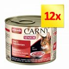 Animonda Carny Senior Multibuy 12 x 200g