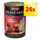 Animonda GranCarno Original Junior, 24 x 400 g