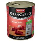 Animonda GranCarno Sensitive, Reines Rind