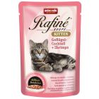 Animonda Rafiné Soupé Kitten Saver Pack 24 x 100g