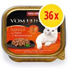 Animonda vom Feinsten Adult NoGrain in Sauce 36 x 100 g