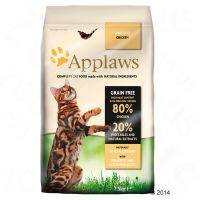 Applaws Adult con pollo para gatos