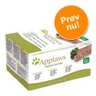 Applaws Cat Paté prøvepakke 7 x 100 g