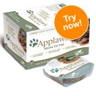 Applaws Cat Pot Mixed Multipack 8 x 60g