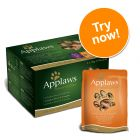 Applaws Cat Pouches Mixed Multipack 6 x 70g