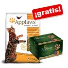 Applaws 7,5 kg + 6 x 70 g sobres Applaws ¡gratis!