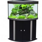 Aquarium/sous-meuble Aquatlantis kit Evasion Corner 100