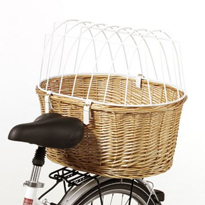 aum ller hunde fahrradkorb mit schutzgitter testberichte. Black Bedroom Furniture Sets. Home Design Ideas