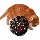Aumüller Valerian-filled Willow Ball for Cats
