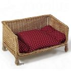 Aumüller Wicker Dog Sofa