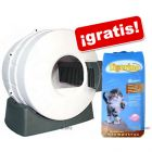 Bandeja Litter Spinner + 14 kg Tigerino Nuggies ¡gratis!