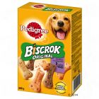 Biscuits Pedigree Biscrok, 3 saveurs