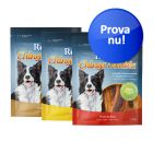 Blandat provpack: Rocco Chings Double 3 x 200 g