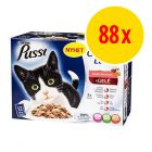Blandat sparpack: Pussi As Good as it Looks 88 x 100 g