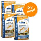 Bosch Adult Dry Dog Food Mixed Trial Pack 4 x 1kg