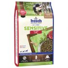 Bosch Sensitive Lamb & Rice (uusi resepti)