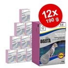Bozita Feline Tetra Pak Package Saver Pack 12 x 190g