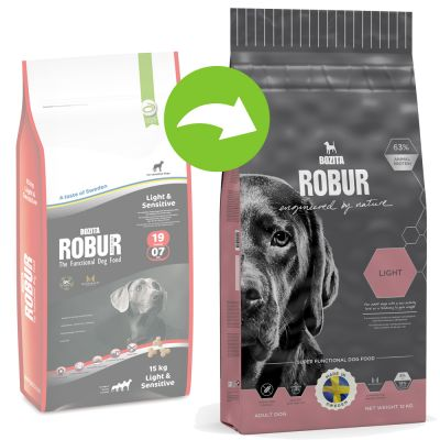 Bozita Robur Light & Sensitive