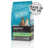 Burns Adult Sensitive+ - Pork & Potato