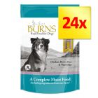 Burns Dog Food Penlan Farm Range  Multibuy 24 x 400g