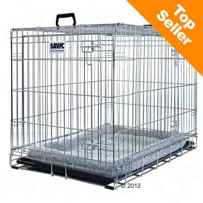 avis sur cage de transport et d'intérieur dog residence pour chien