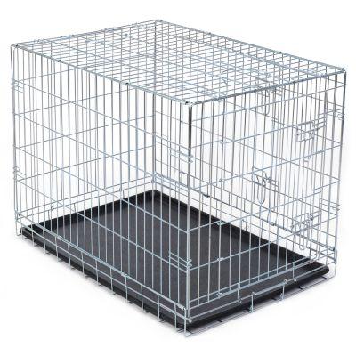 avis sur cage de transport pour chien zooplus. Black Bedroom Furniture Sets. Home Design Ideas